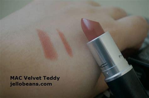Lipstik N Y X mac velvet teddy reviews photos ingredients makeupalley
