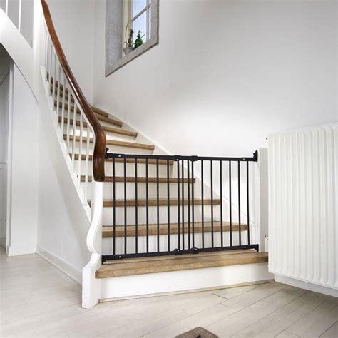 buy babydan flexi fit metal stair gate black 67 105 5