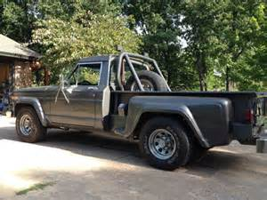 Jeep Stepside For Sale 1983 Jeep J10 Stepside Truck For Sale In