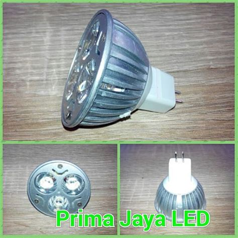 Ac Portable Murah Watt Rendah lu led mr16 murah 3 watt