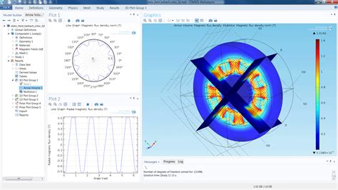 maxwell inductor design 알트소프트 comsol multiphysics