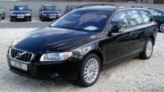 How Is A Volvo V70 Bestand Volvo V70 Front 20080202 Jpg