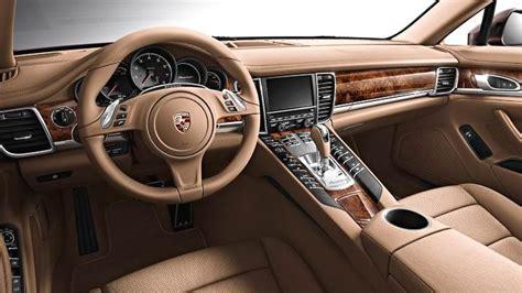 Panamera Kofferraum by Porsche Panamera 2013 Abmessungen Kofferraumvolumen Und