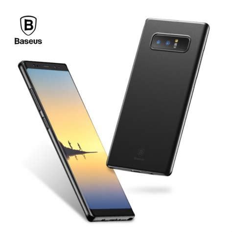 Softcase Black Id Samsung Note 1 baseus wing softcase for samsung galaxy note 8 black jakartanotebook