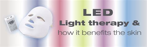 light therapy benefits led light therapy and how it benefits the skin dermafix