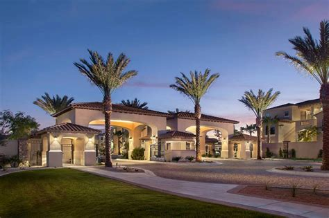 Best Brand Of Kitchen Cabinets by Luxury Apartment Of The Month San Privada In Gilbert