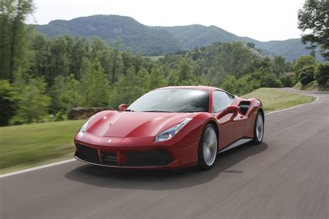 ferrari sport 2017 2016 ferrari 488 gtb new sport car luxury overviews