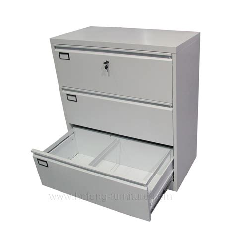 3 Drawer Cabinet 3 Drawer Lateral Office Cabinet Luoyang Hefeng Furniture