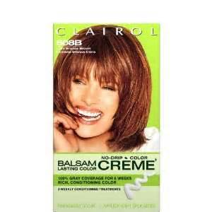 clairol balsam hair color clairol balsam lasting color creme hair color light bronze