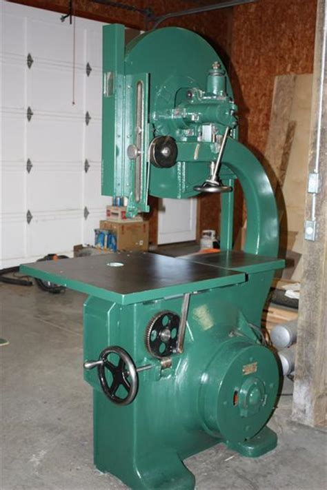 oliver woodworking machinery oliver machinery co serial number registry band saw no