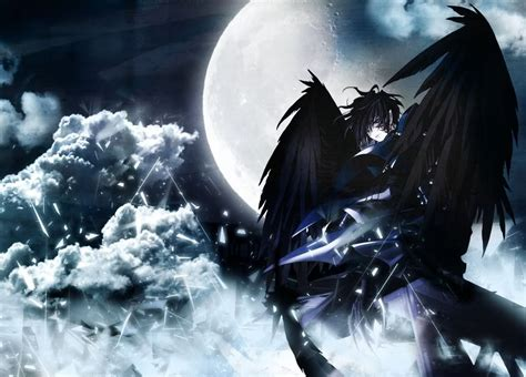Wallpaper Anime Demon | anime demons and angels wallpaper