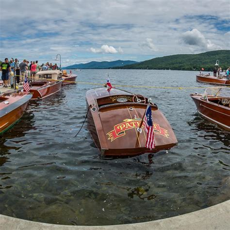 boat show lake george ny lake george rendezvous antique classic boat show