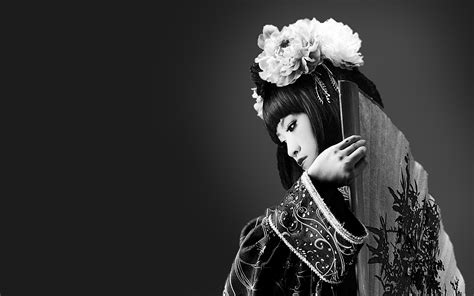 black and white japanese wallpaper 5 geisha hd wallpapers backgrounds wallpaper abyss