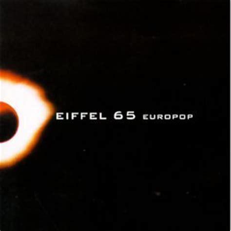 eiffel 65 console europop console