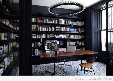 Black Horizontal Bookcase Biblioteca Tu Casa Bonita Ideas Para Decorar Pisos