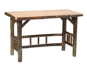 cottage hickory writing desk rustic furniture mall by