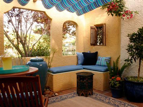 spanish style backyard photos hgtv
