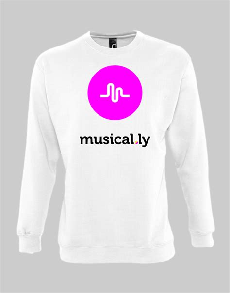 Hoodie Musical Ly musical ly sweatshirt teeketi t shirt store musical ly