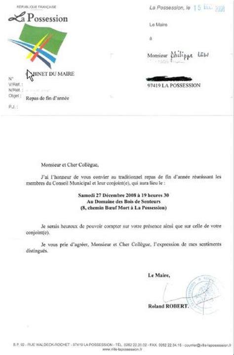 Exemple De Lettre D Invitation Pour Repas Modele Lettre Invitation Repas Fin D Annee