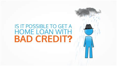 Bad Credit Home Loans Bad Credit Mortgage Lenders