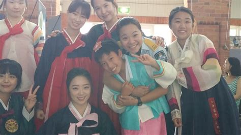 Mba Liaison Company Office In China Culture Language by Cross Cultural Unit Joins In On Korea Day Celebrations