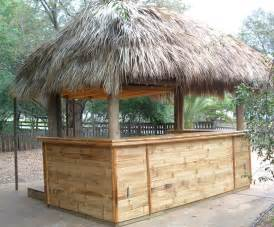 Tiki Hut Kits For Sale Custom Built Tiki Huts Tiki Bars Nationwide Delivery