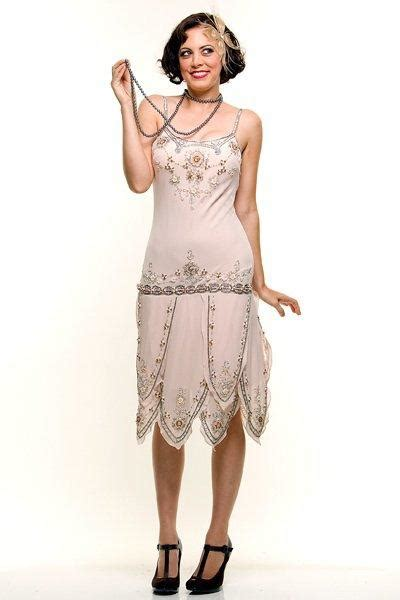 Flapper Dresses 20s Vintage Inspired Unique Vintage | roaring 20 s cream beaded flapper gatsby from unique vintage