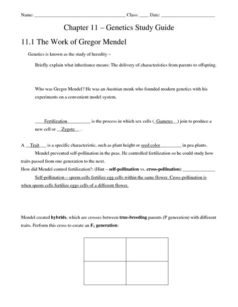 study guide section 1 introduction to biology 28 biology chapter 11 introduction to genetics