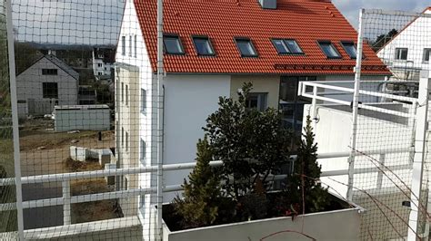 Balkon Katzensicher Machen Ohne Bohren