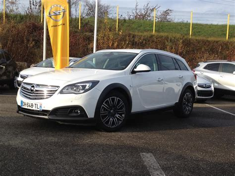 Opel Insignia Diesel Opel Insignia Country Tourer 4x4 Cdti 163 D Occasion 4x4