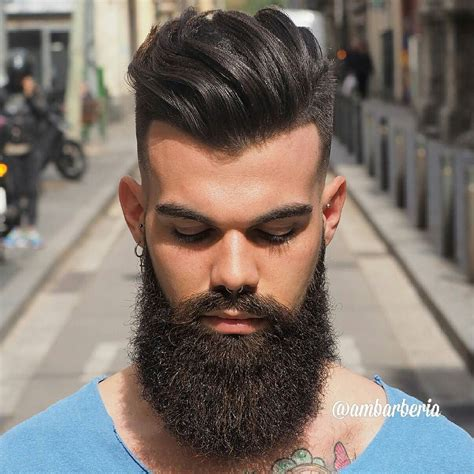 slick back weave hair stylea 20 long hairstyles for men to get in 2017