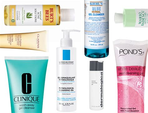 Great Cleansers by 10 Best Gel Cleansers For Acne Free Skin Style Ph