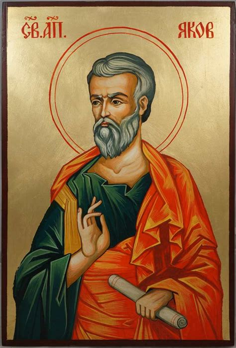 The Apostle Of Holy Motherhood the apostle painted icon blessedmart