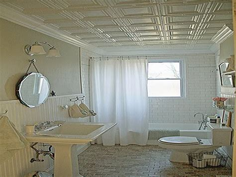 ceiling options for bathrooms bathrooms with beadboard tin bathroom ceiling ideas