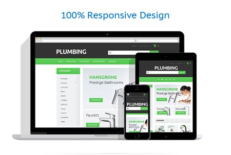 10 best plumbing website templates tonytemplates