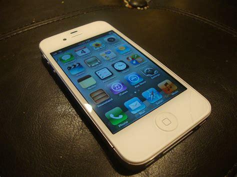 for sale verizon white iphone 4 16gb bad esn