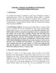 Swachata Abhiyan Essay In Gujarati by Swachh Bharat Abhiyan Essay In 100 Words To