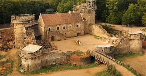 years  french   building  medieval