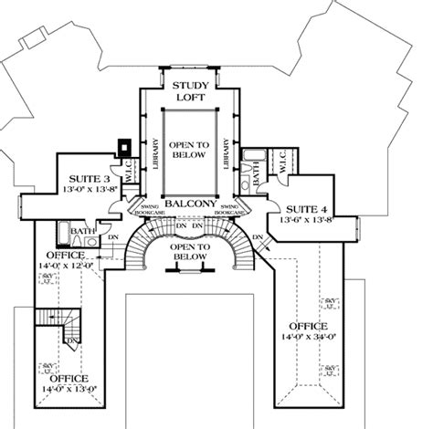 Dual Master Suite Home Plans by Dual Master Suites 17647lv 1st Floor Master Suite