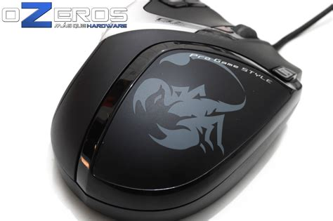 Mouse Deathtaker review mouse gamer genius gx gaming deathtaker ozeros part 3