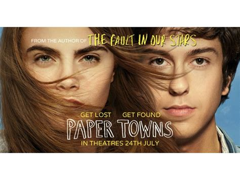 film paper towns adalah paper towns movie review reston va patch
