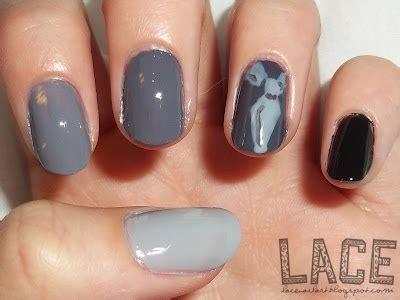 fifty shades of grey nails easy nail art tutorial 50 shades of nail art inspired by 50 shades of grey novel nail art