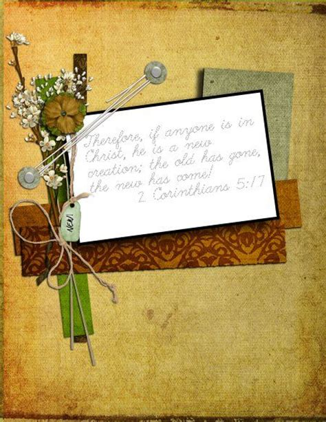 Make Your Own Bible Verse Memory Scrapbook With These Free
