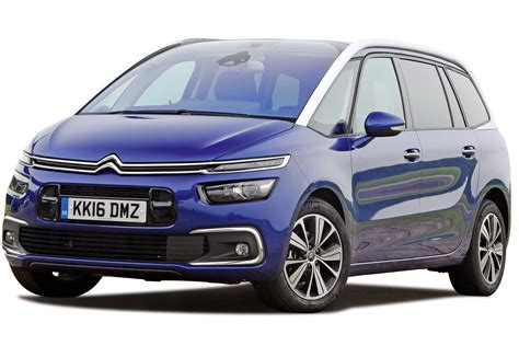 mpv car citroen grand c4 picasso review carbuyer carbuyer