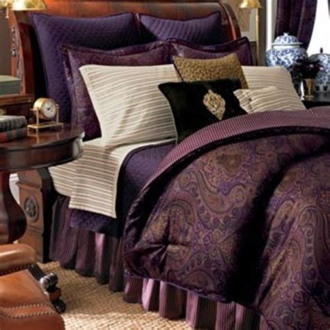 ralph lauren paisley comforter set chaps by ralph lauren queen quot preston quot 4pc comforter set