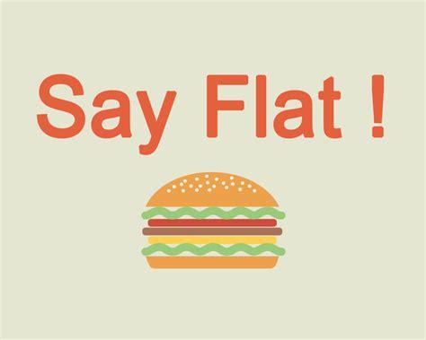 flat design is in flat design blog tuto com