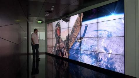Adobe Interior Design the world s largest interactive video wall using kinect