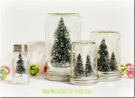 como decorar tarros de cristal para navidad manualidades con tarros de cristal 14 ideas para