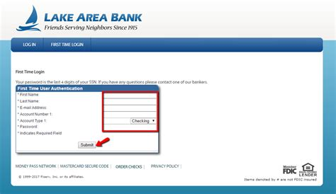 cc bank banking lake area bank banking login cc bank