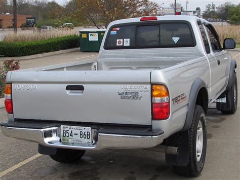 Toyota S Runner 2003 Toyota Tacoma Pictures Cargurus
